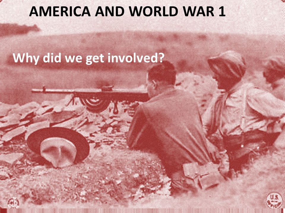how the americans got involved in world war ii World war ii from top left to also called the second world war and the commonwealth counter-attacked the axis in north africa and got all the land it lost.
