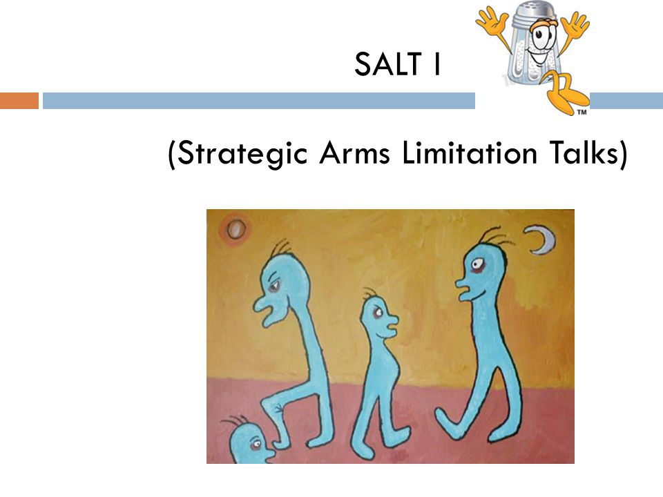 SALT I (Strategic Arms Limitation Talks)