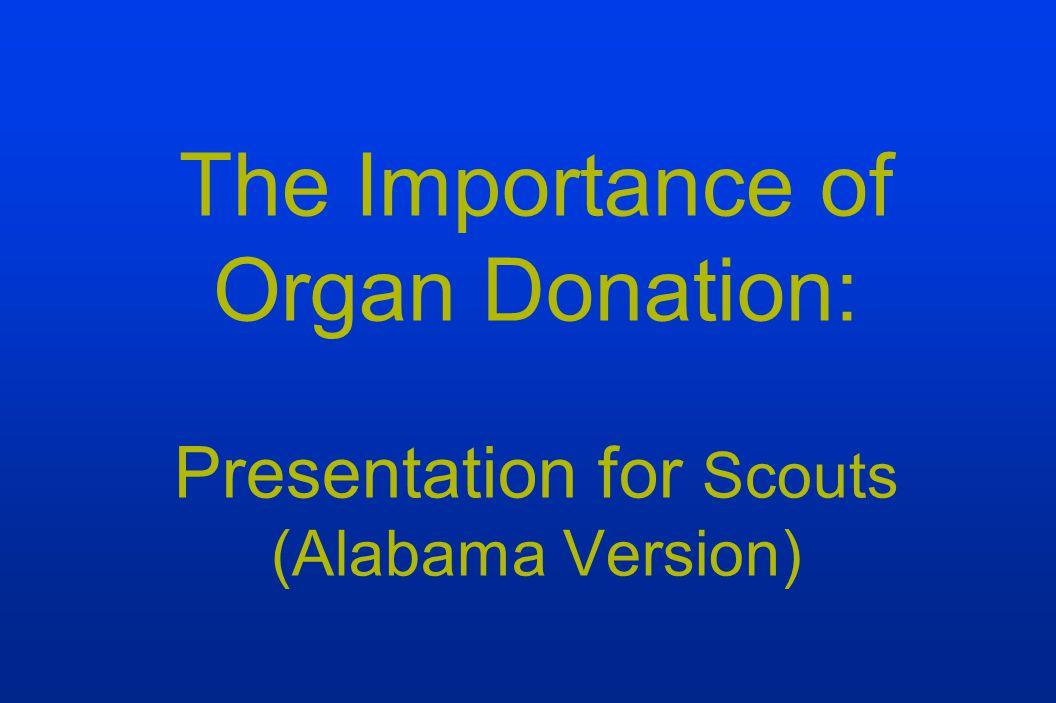 Organ donation promotion activity.