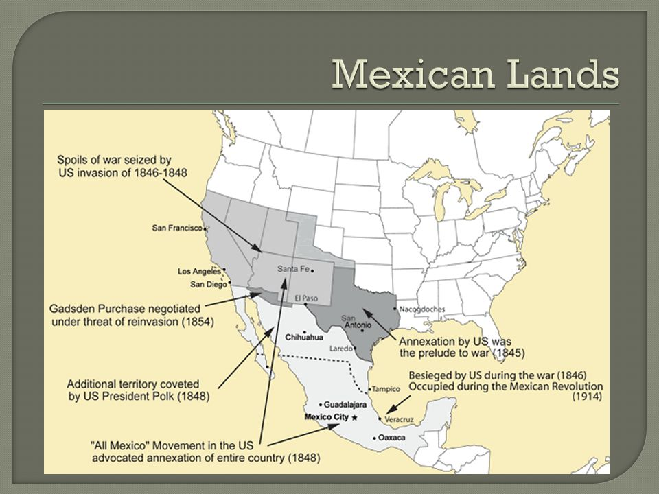 mexican american war exercise american imperialism The mexican-american war was the beginning of a legacy of hate between the  americans and mexicans during this era, america was growing commercially.