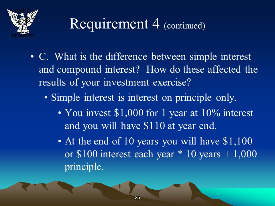 the difference between simple interest and A explain the difference between a simple interest note and a simple discount from mm 255 at kaplan university.