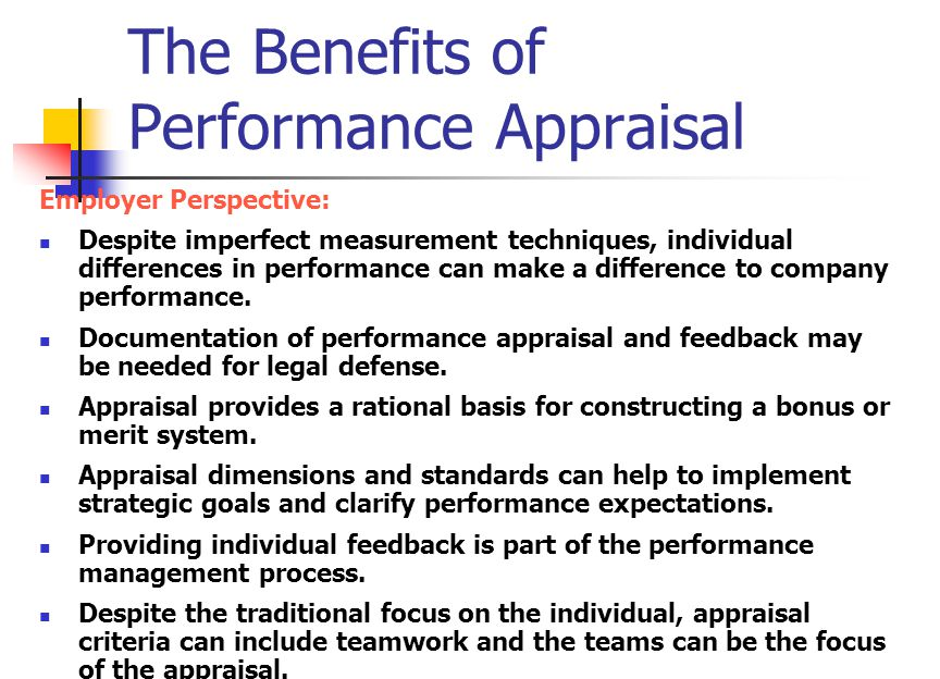 Team Performance Appraisal College Paper Academic Service