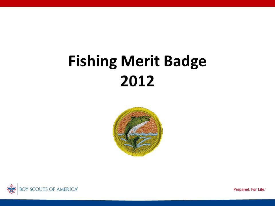 Fishing merit badge ppt video online download for Fishing merit badge
