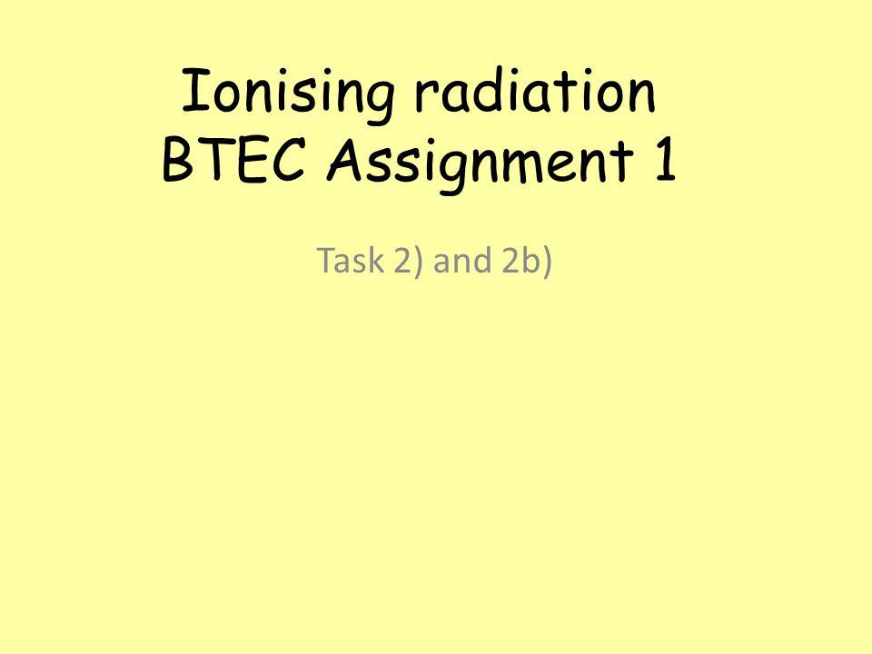 btec assignment 171