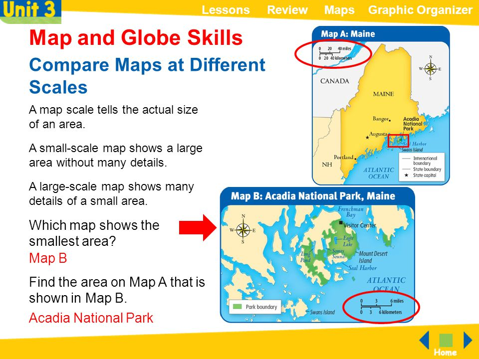 The Northeast Lessons Review Maps Graphic Organizer ppt download