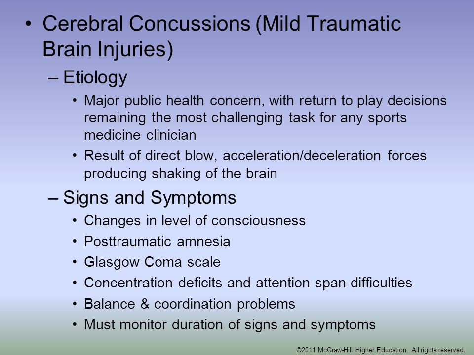concussions traumatic brain injury and moderate Concussions & traumatic brain injury  traumatic brain injury  ninety-three percent of persons diagnosed with a moderate head injury and 42%.