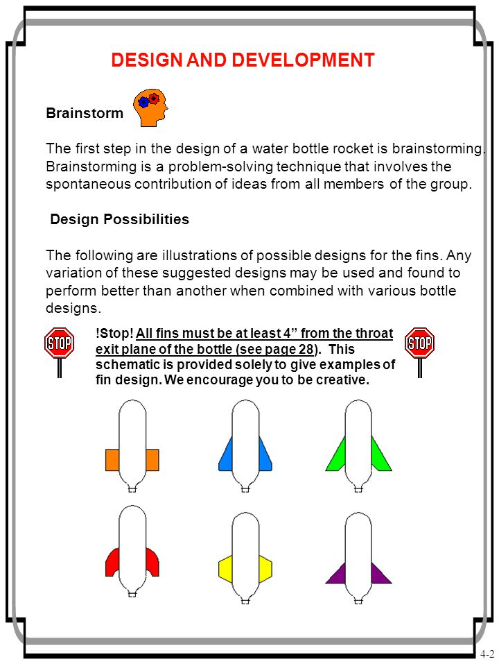 How to build a water rocket ppt video online download design and development pronofoot35fo Image collections