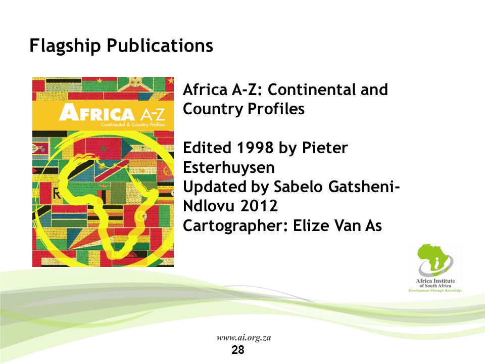Flagship Publications