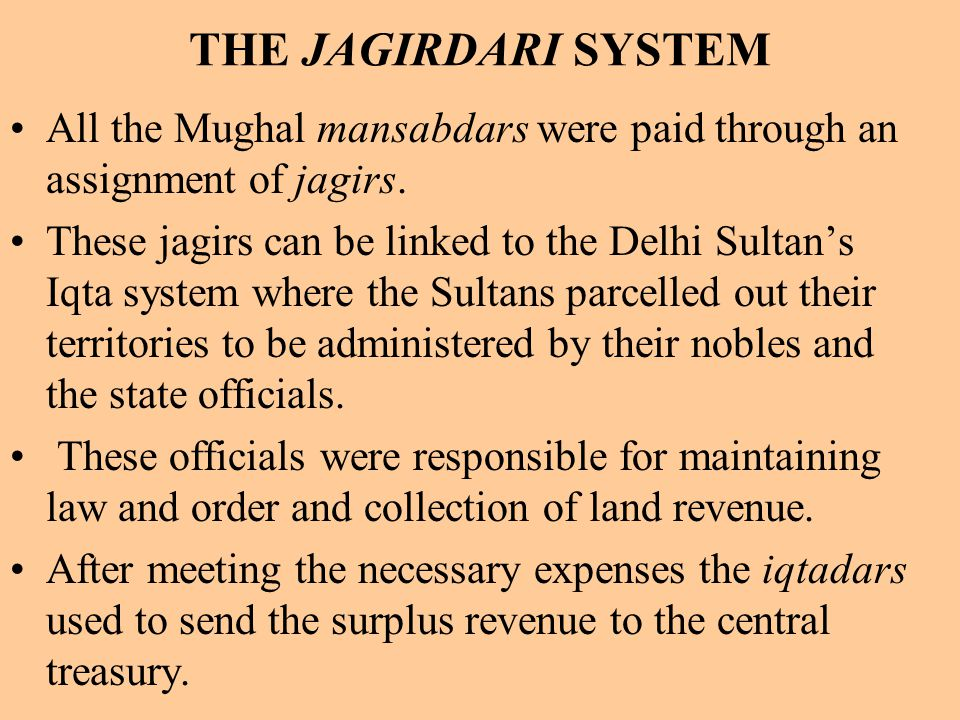 the mughal land revenue system Mughal land revenue system [lanka sundaram] on amazoncom free shipping on qualifying offers this work has been selected by scholars as being culturally important, and is part of the knowledge base of civilization as we know it.