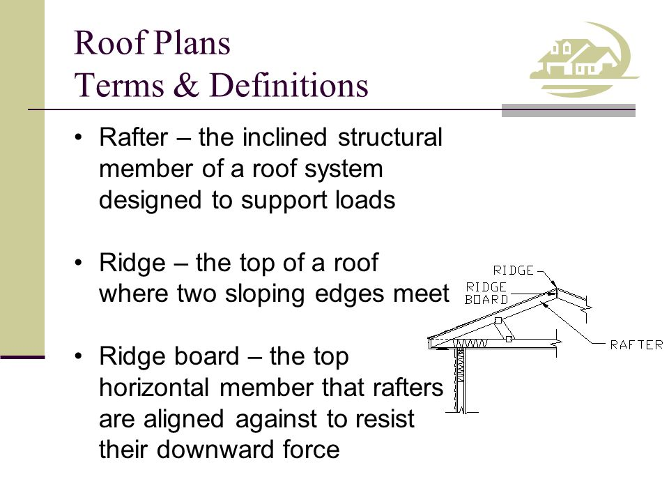 Competency Draw Roof Plans Ppt Video Online Download