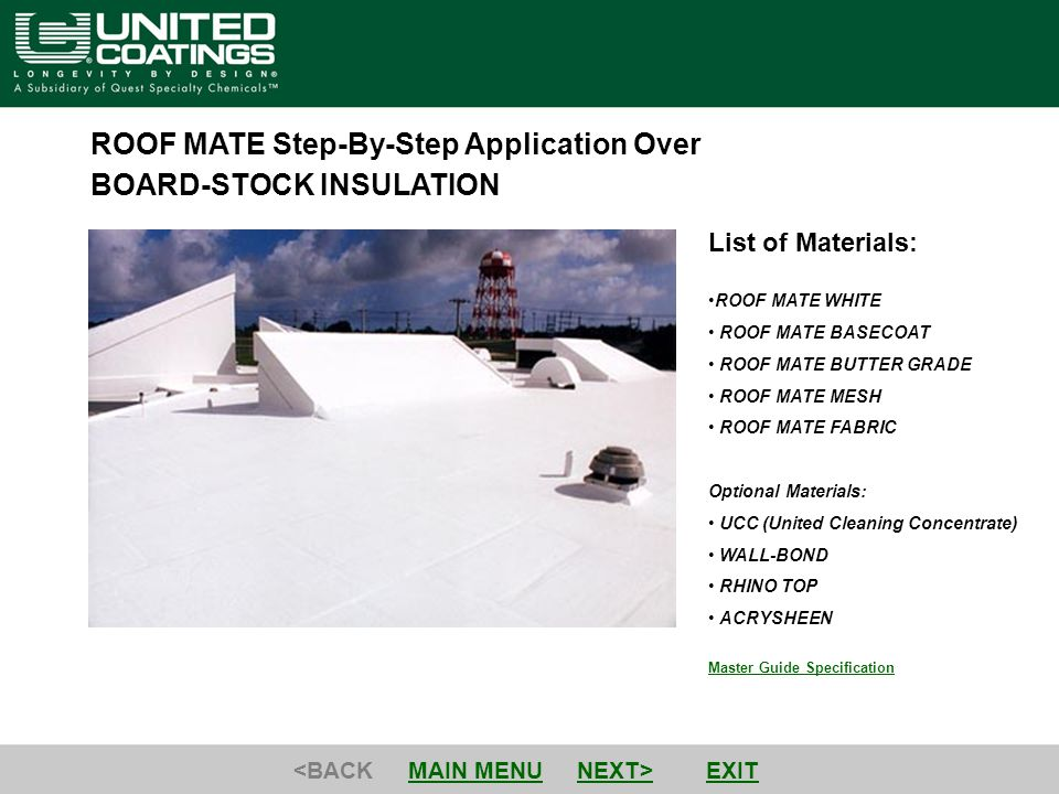 Roof mate thermal insulation extruded polystyrene - Polystyrene insulation step by step ...