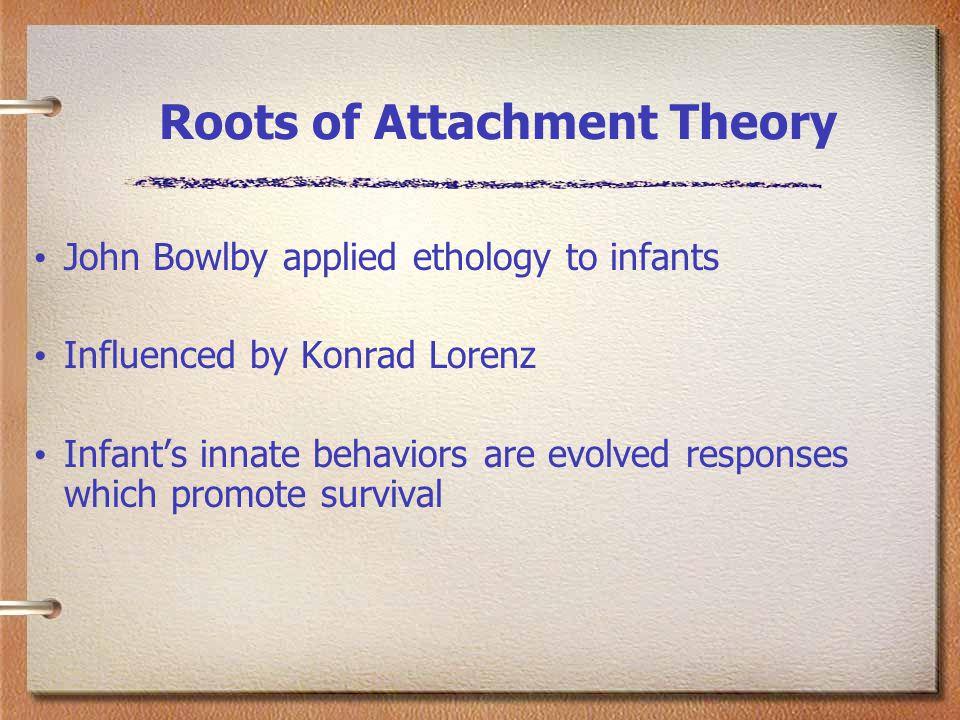 john bowlby attachment theory pdf