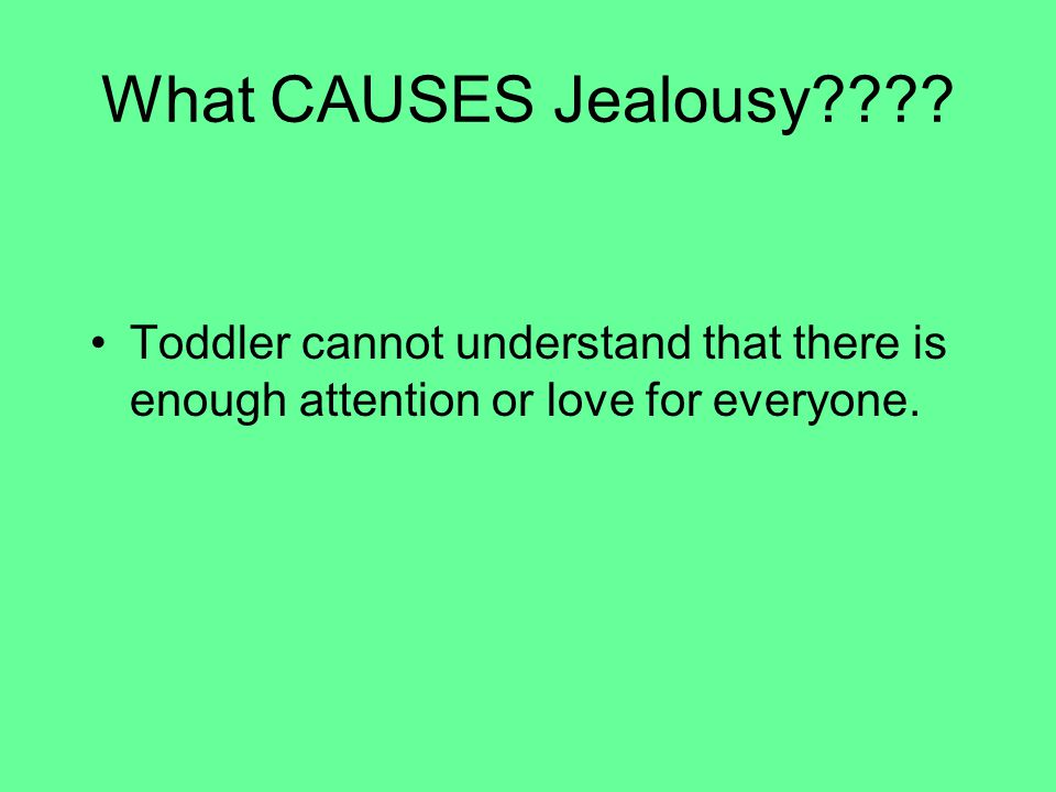 causes of jealousy Stearns similarly notes that the social history of jealousy among americans shows a near absence of jealousy in the eighteenth century, when marriages were arranged by parents and close community supervision all but precluded extramarital affairs as these social arrangements were.