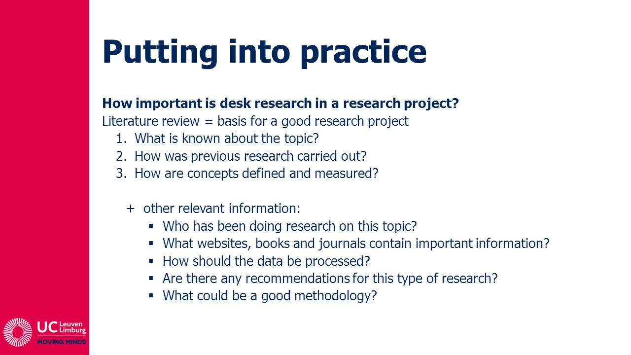 putting research into practice essay Reflective practice and  put theories they've learned into practice in their classrooms the  practice, and theories: action research in a pre.