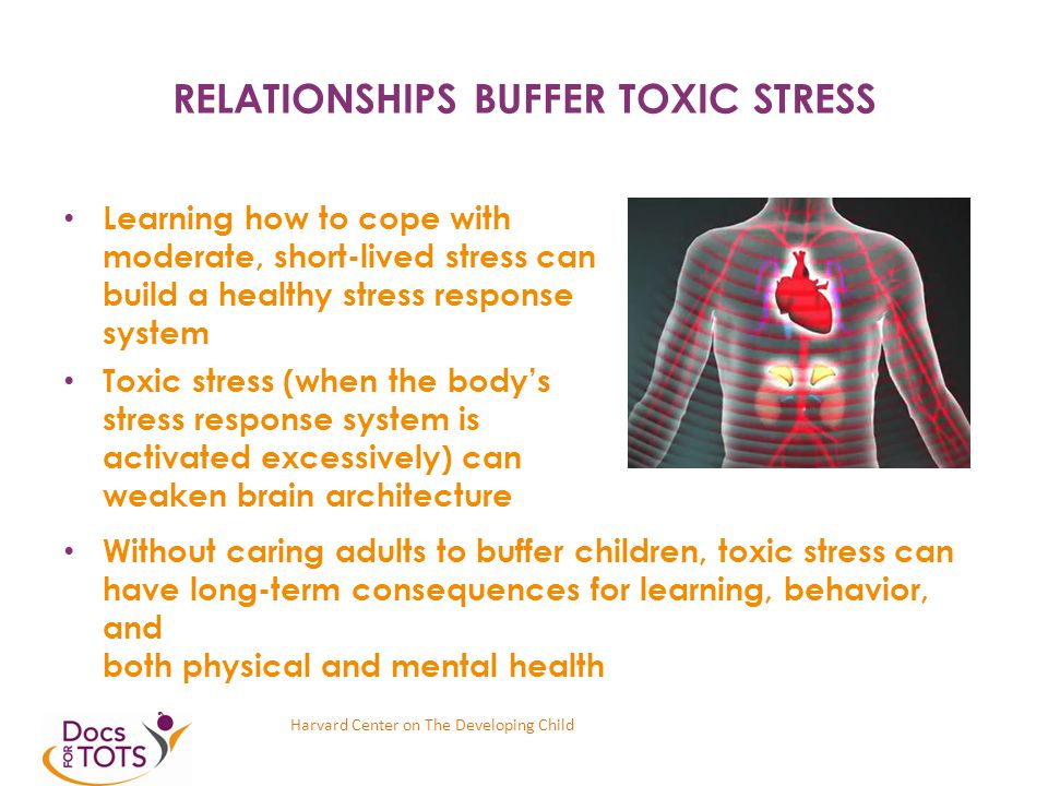 the bodys response to stress in the form of short term and long term consequences Stress is simply the body's response to changes that suggested that there is a difference between eustress, which is a term for can be short- or long-term.