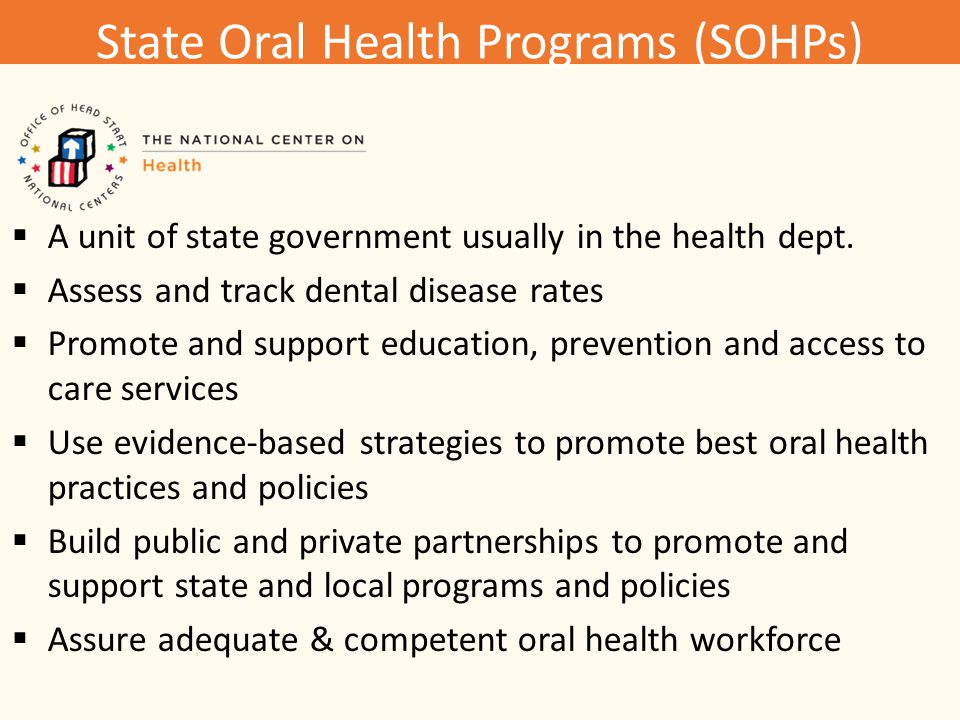 Oral Health Programs 5