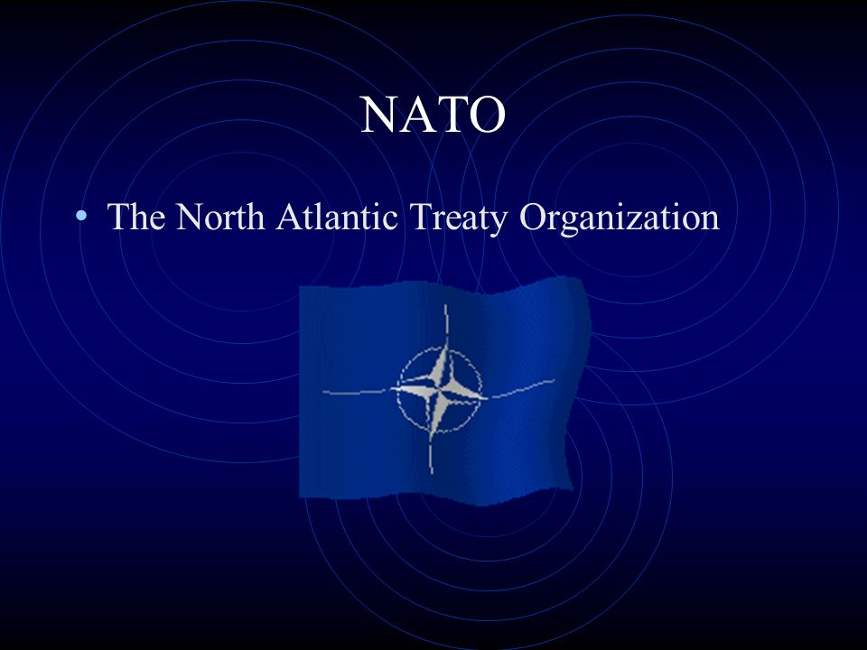 a history of the north atlantic treaty The senate debate over the original north atlantic treaty and three subsequent   the historical setting, of course, has fundamentally changed.