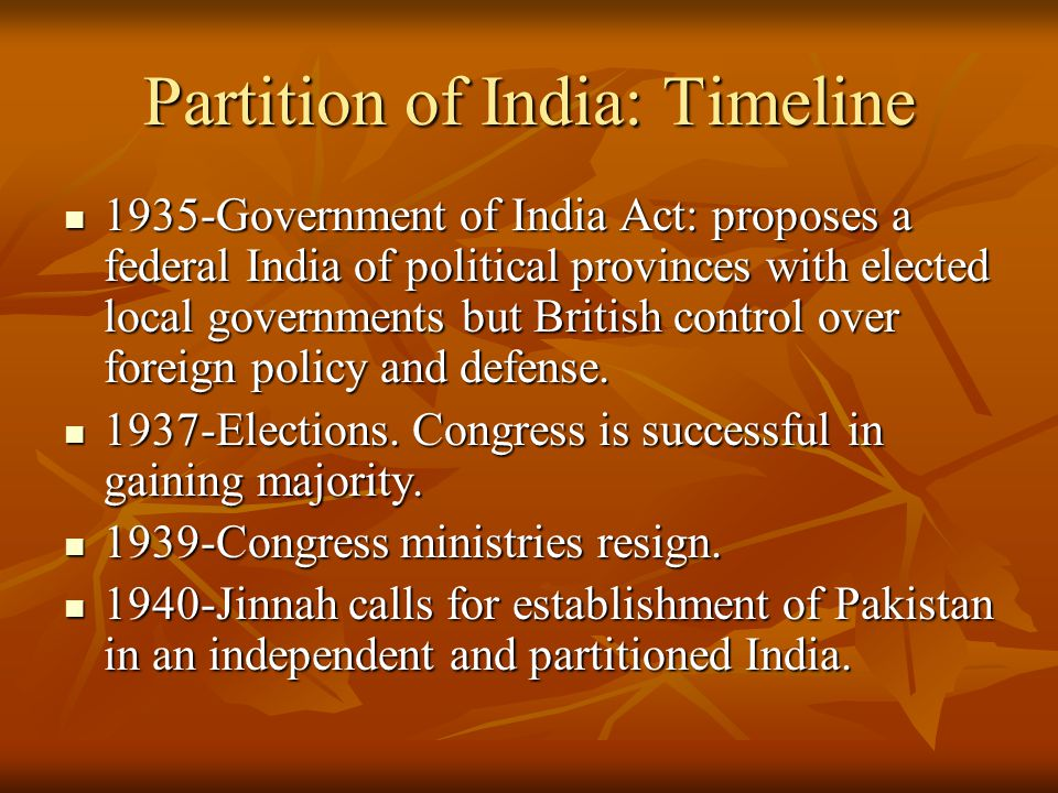 partition of india and congress committee Library of congress cataloguing in publication data  'the high politics of india's partition', review article,modernasianstudies,24,2  4 remembering partition.