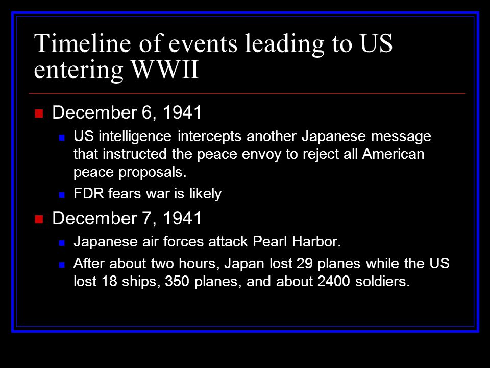 the events leading to the occupation of japan The allied occupation of japan at the end of world war ii was led by general  douglas  territory as possible, soviet troops continued offensive military  operations after the japanese surrender, causing large scale civilian casualties.