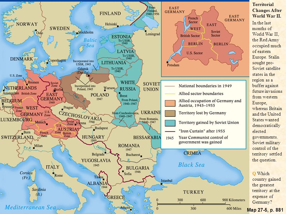 The deepening european crisis ppt download territorial changes after world war ii gumiabroncs Gallery