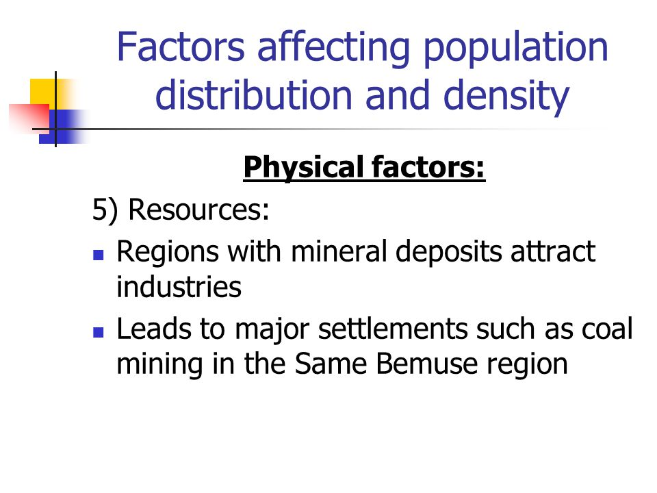 population density and distribution Internet geography - geographical resources online free geography resources including revision help, case studies, lesson plans, worksheets and schemes of work.