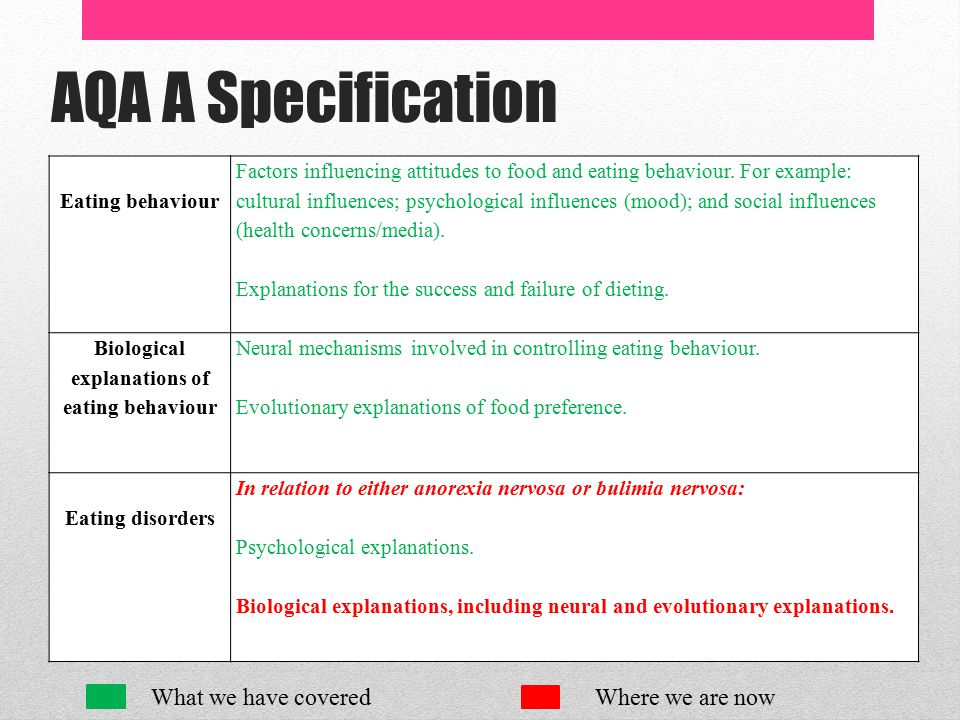 neural mechanisms in controlling eating behaviour And both drug-seeking behaviour as eating addiction share the same neural  motivational mechanisms controlling food  mechanisms underlying eating behaviour.