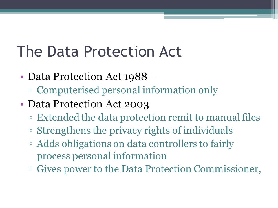 confidentiality data protection act 1998 Data protection and confidentiality although a great deal of the information the council holds is of a general nature  the data protection act 1998.