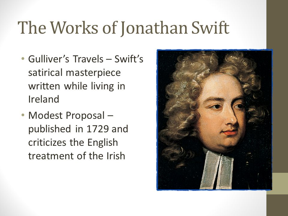 a comparison of jonathan swifts a modest proposal and alexander popes the rape of the lock A modest proposal the rape of the lock by alexander pope - popes the rape of the lock is the property of its rightful owner.