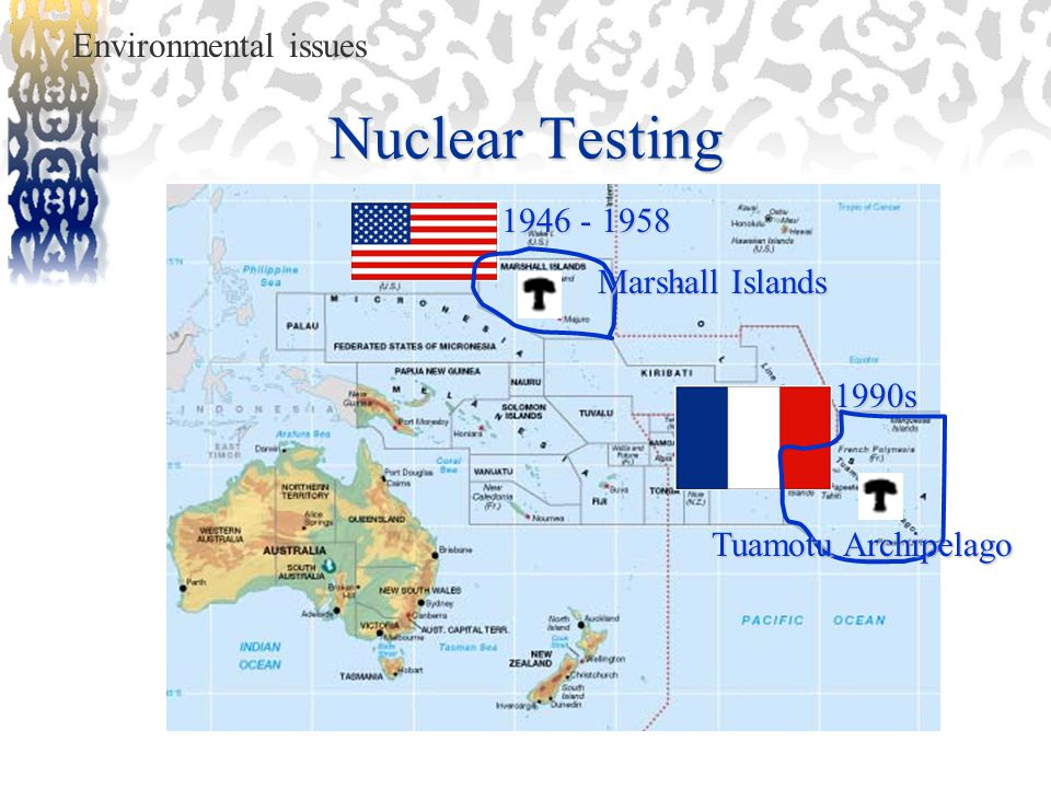 an analysis of the issue of nuclear testing in australia Nuclear waste is a problem that's here to stay and, if the radioactive isotope plutonium-239 is present, that means at least 24,000 years we know how to manage it safely, but figuring out where to store it long term poses a substantial political test.