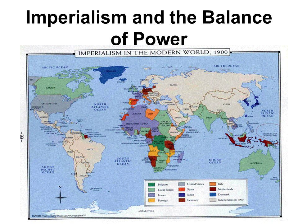 Balance of power movie