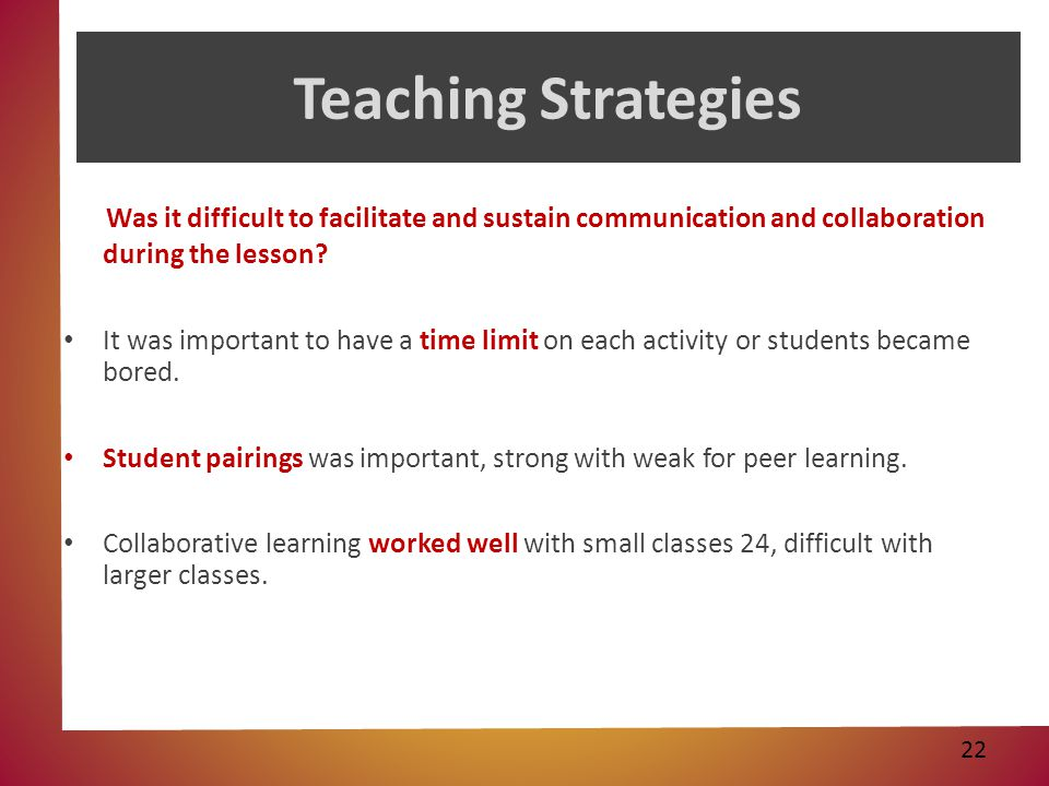 Collaborative Teaching Strategies : Maths counts insights into lesson study ppt video online