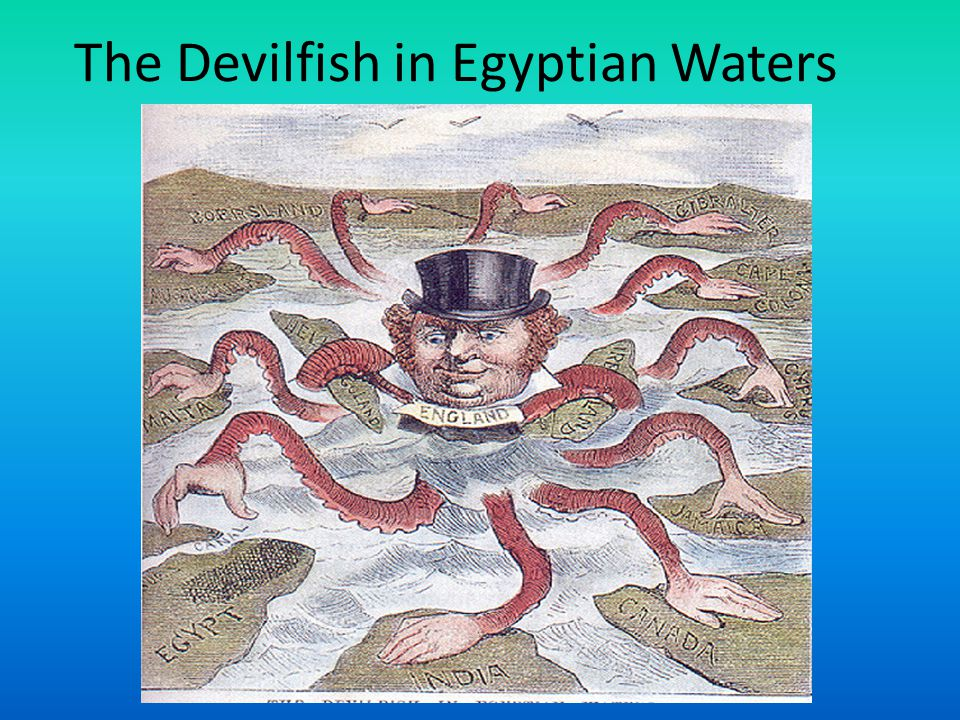The Devilfish in Egyptian Waters