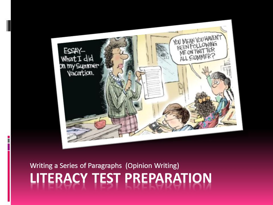 3 series paragraph Pamphlet: paragraphs and topic sentences a paragraph is a series of sentences that are organized and coherent, and are all related to a single topic.