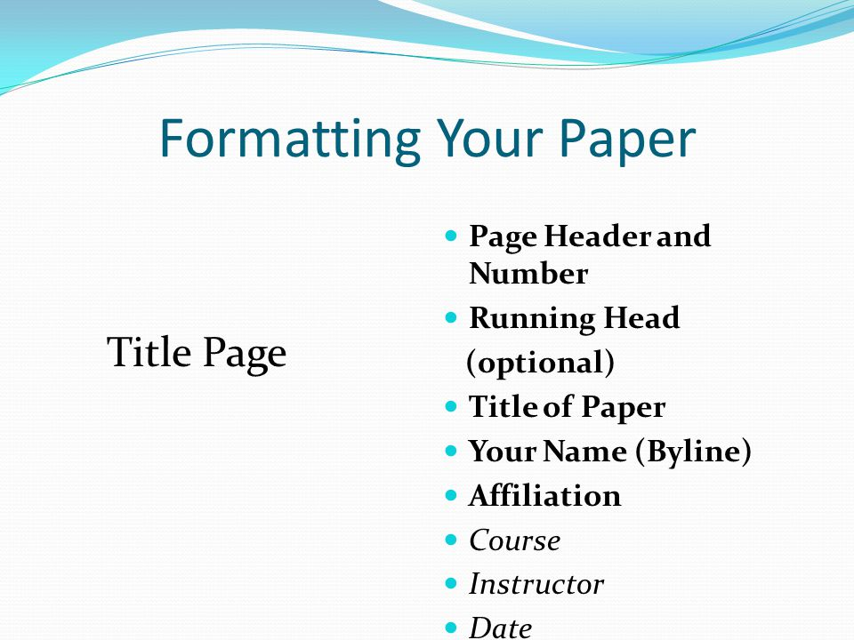 running head on research papers Read this essay on running head: apa style for research reports come browse our large digital warehouse of free sample essays get the knowledge you need in order to pass your classes and more.