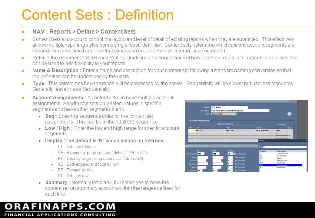 accounts assignment For postings in external accounting that use a cost element as the account, you need to use a special account assignment logic this enables the system to ensure that data is reconcilable with all the relevant application components these rules for the account assignment logic always apply for.