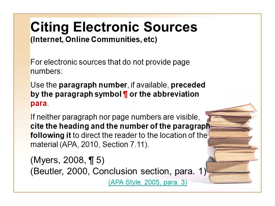 apa system of referencing pdf