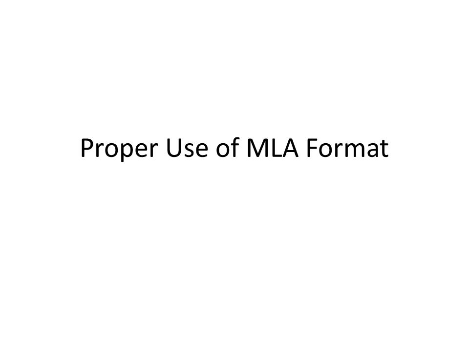 proper essay format title Formatting your paper if all instructors could agree on one simple format, that would be nice if you can't think of a good title.