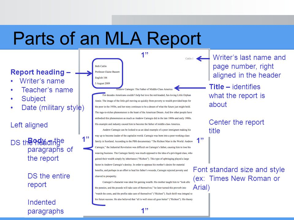 put in mla format An introduction to mla formatting with some specific mla format examplesthe mla format is one of the most popular and simplest forms used to attribute information.