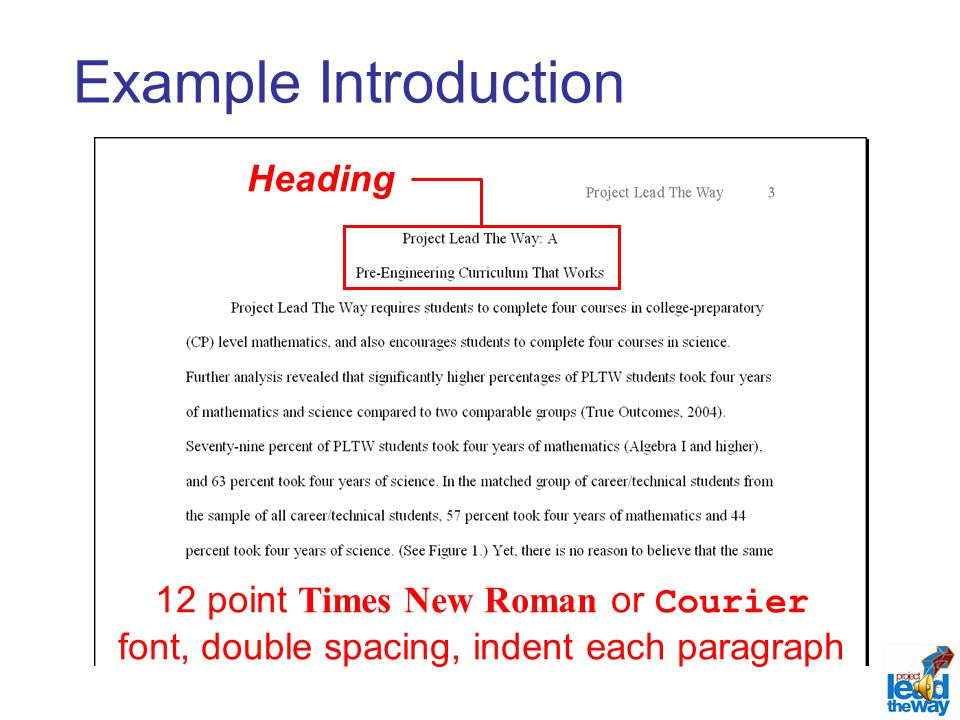 Organizing and Presenting Information in Research Reports - ppt download