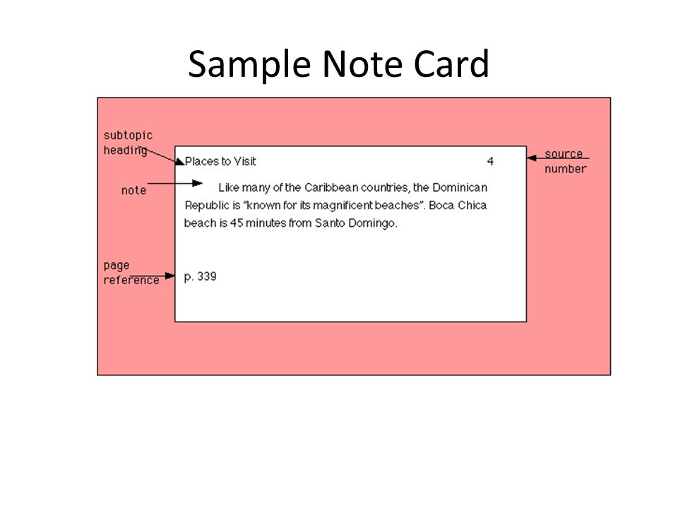 note playing cards arrangement mla essay