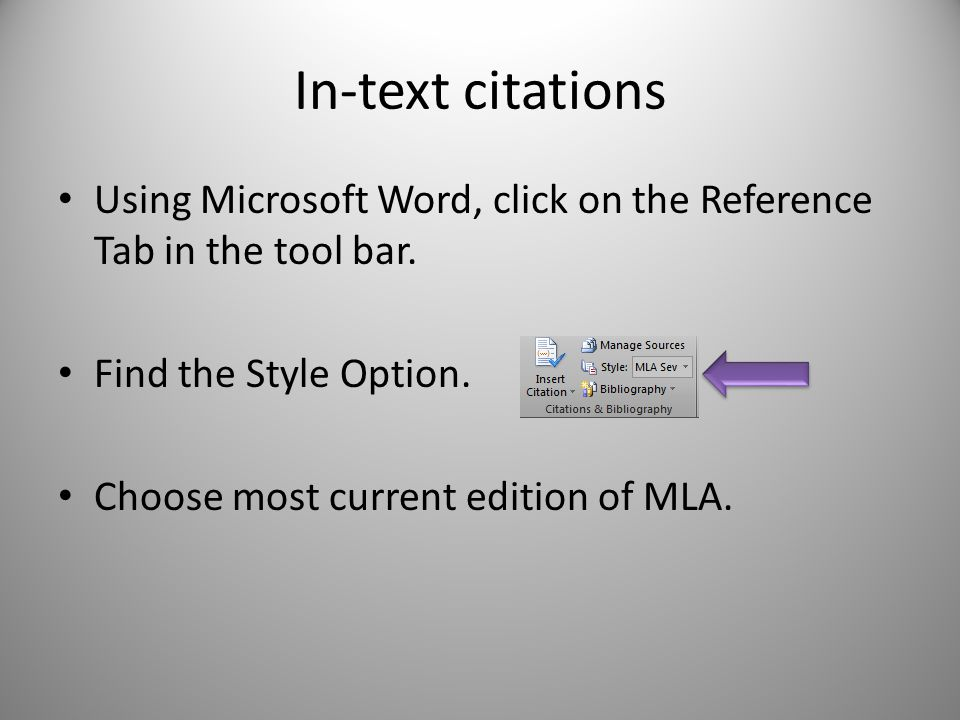 microsoft word and direct text citations 2010-8-24 microsoft word 2010 is a great editor that can help you to save time in creating references and citations microsoft word 2010 reference function is customizable and.