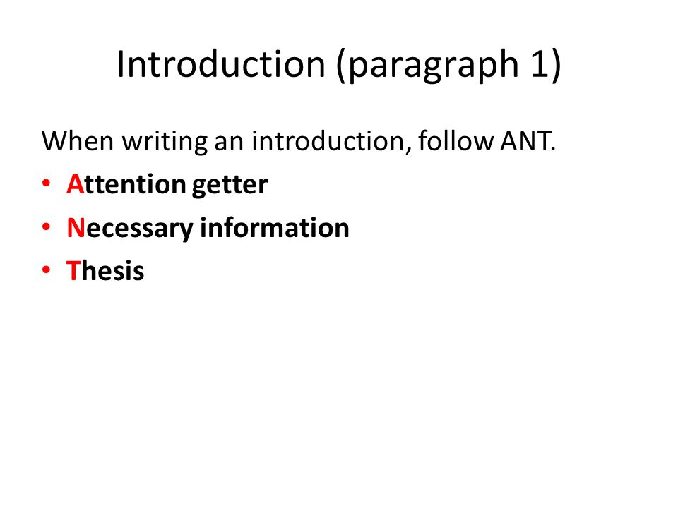 introduction paragraph nursing essay There are links to many good essays and essay information hereyou can also google the phrase 'self-introduction essay' for more ideas.
