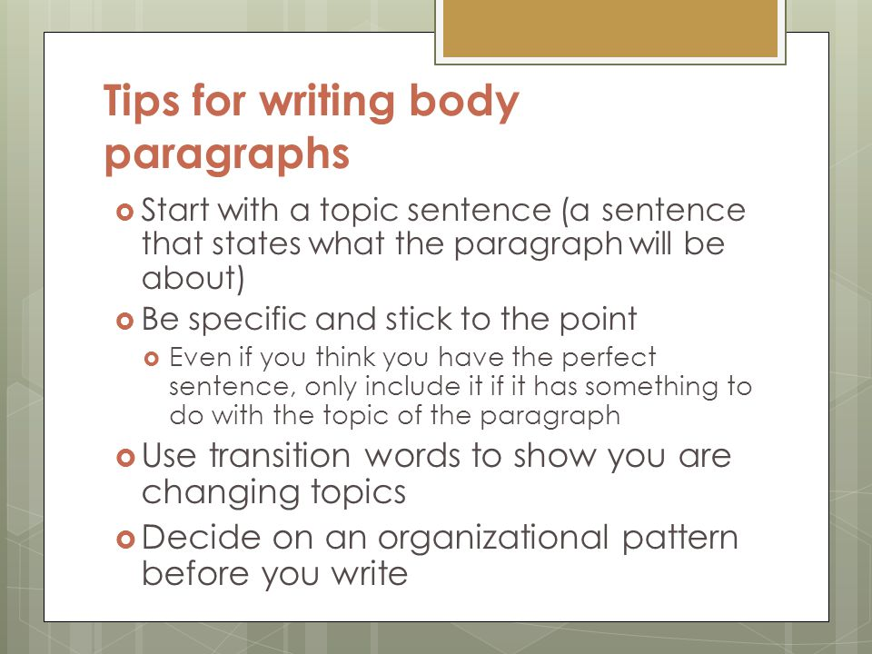 when do you use transition words in an essay Read not only the sentence you would like to add a transition to but also  most  common transitional phrases authors use in academic papers.