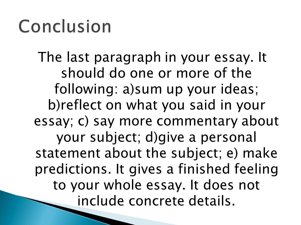 expository essay academic vocabulary ppt video online  15 conclusion