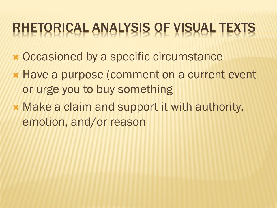 an introduction to rhetoric ppt  56 rhetorical