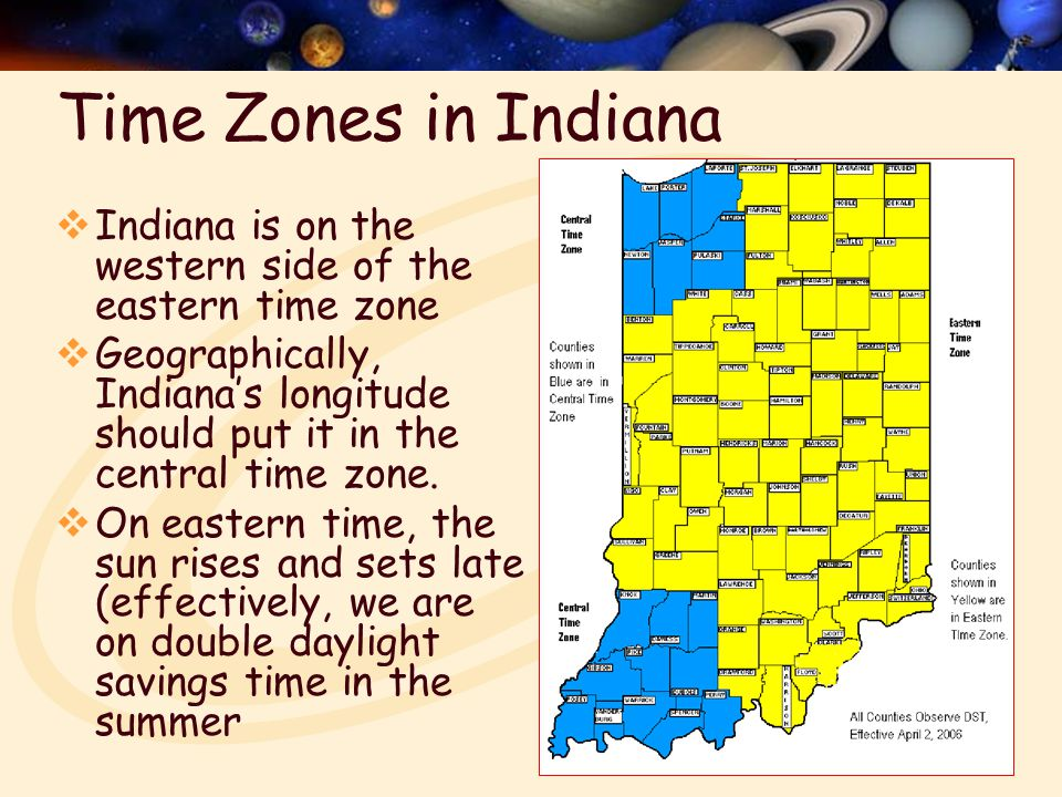 A Oct Keeping Time READ Essay Keeping Time In The Text - Indiana is in what time zone