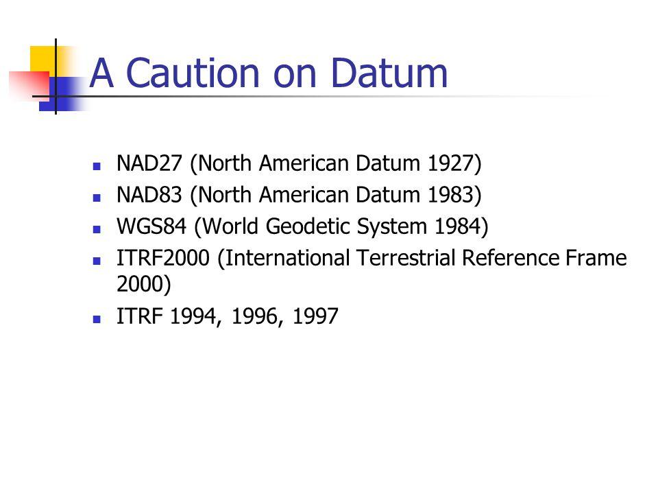world geodetic system 1984 pdf
