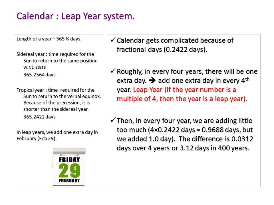 how to add leap year in excel