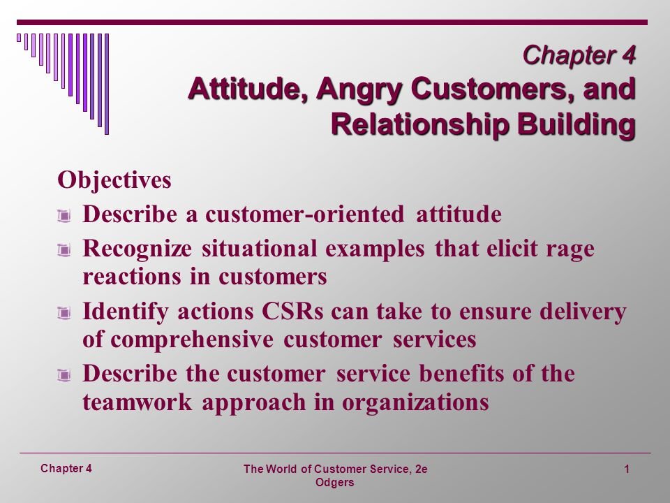 Unit Chapter 3 Customer Relationship Management - ppt