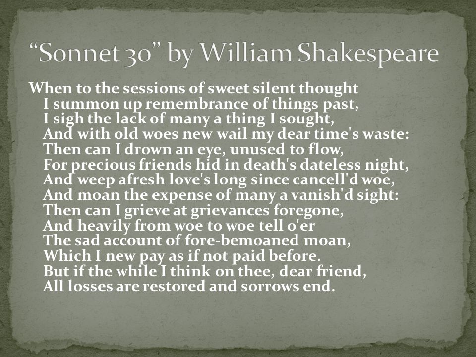 a literary analysis of sonnet cxxx by william shakespeare Art essay / literary arts essays / poetry essays / sonnet 130 by william shakespeare, sonnet 43 by elizabeth barrett browning and the flea by john donne.